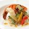 オマール海老と松茸のフリカッセ
