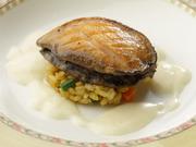 旬の魚介類を使用した本日の鮮魚料理を数種、ご用意しております