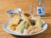 天ぷら 日本料理 浜勢