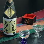 金賞受賞酒(大吟醸)