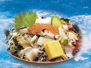 毎日千倉の港から届く新鮮な魚介など豊潤な海の恵みの魅力