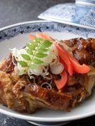 甘辛く煮た人気のひと品「鯉のうま煮」