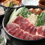 駅近、鍋料理で新年会、完全個室、3H飲放付、5千円から