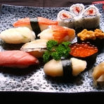 握り寿司  特上