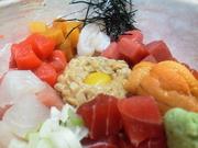 北海道産のつぶでコリコリ感が鮑と食感が似ております。