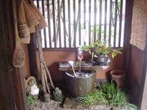 阿蘇の天然伏流水
