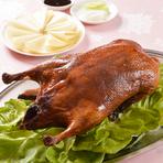 若鶏の揚げ特製ソースかけ (小盆)