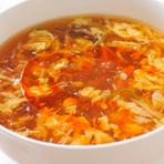ふかひれスープ (小盆)