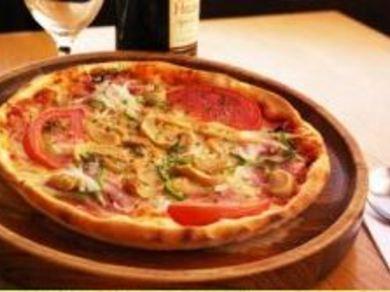 ピザはテイクアウトもできちゃいます♪