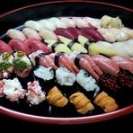 江戸前のにぎり寿司をご提供