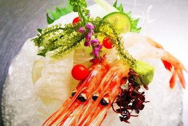懐石 秋 のどぐろと新銀杏、松茸の焼きリゾット