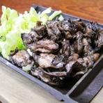 鶏ハラミ炭火焼き(若鶏)