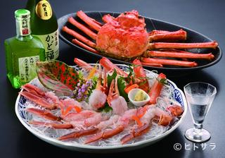 カニ・加賀料理 かど福(和食、熊本県)の画像