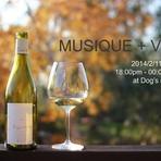 MUSIQUE + VIN  2月11日