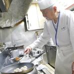 お取り寄せグルメとしても人気の『煎人焼売』『煎人餃子』