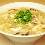 酢と胡椒が利いて、風邪にも◎『酸辣湯麺(サンラータンメン)』