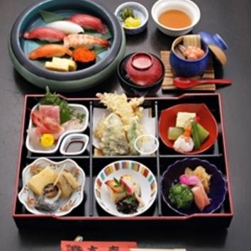 4200円鮨膳
