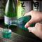 そばに合う福井の地酒も揃えています。