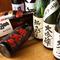 信州の地酒、日本酒など豊富にそろえております