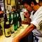 お酒の事は、日本酒ソムリエ利き酒師の私にお任せ下さい!