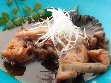 きつねげんげ(幻の魚) ~煮物~