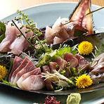 地魚、神経抜き、活〆!新鮮地魚の刺身5点盛