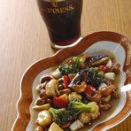 鶏肉とカシューナッツの炒め物