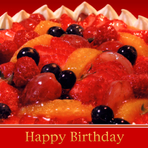 お誕生日は、HAPPYに!
