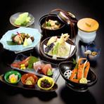 ようこそ。金沢駅前、天ぷらと地酒と金沢料理の【よし久】です