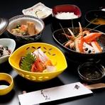 金沢コース 加賀料理8品 (個室及び一階席にて)