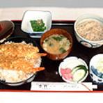 天丼セット 1150円