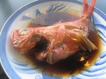 きんめの姿魚