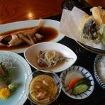 銚子黒潮膳 板長のおすすめ!旬の魚を最高の調理方法で・・・。