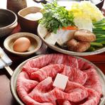 肉のうまみを引き立てる伊賀酒の芳醇な味