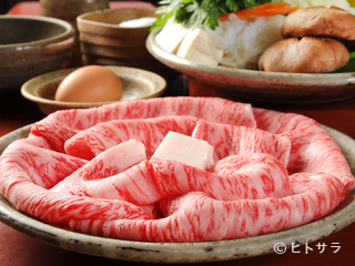 元祖 伊賀肉 すき焼 金谷(駐車場あり、三重県)の画像