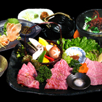 旅館の個室のようなお部屋で大切なお客様を茨城の地のもので!