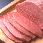 常陸牛の美味しさが存分に味わえるのが羅々亭です!