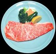こちらのお肉は3枚盛り付けの価格になっています。