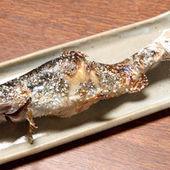 鱒の塩焼き 450円