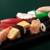 ランチメニュー【にぎり寿司】