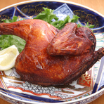 若鶏の香味揚げ