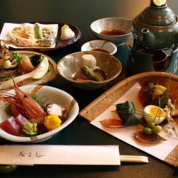 <5000円~10000> 懐石料理コース