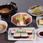 かに巻寿司セット(太巻付き)