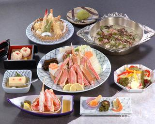 かに料理 オホーツク(「バリアフリー」、三重県)の画像