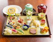 美食膳(茶碗蒸し付き)3,600円 美食膳        2,850円