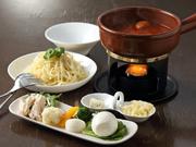 注目度急上昇中の、富士市ご当地グルメ「つけナポリタン」 イルポンテは季節ごとの4バージョン!