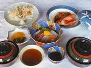名古屋コーチンモモ肉鍋、むね肉タタキ、ささみ鶏山葵 (2人前より注文承ります)(要予約)