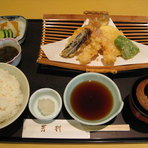 ランチ・天ぷら定食