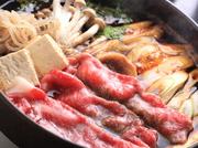 明治時代から守り続けてきた伝統の味。割下は当時と変わらぬ製法で作られます。