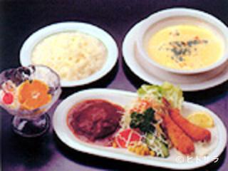 和洋レストラン山石の料理・店内の画像2